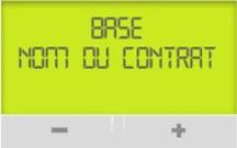 Linky base nom du contrat