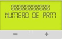 Numéro de PRM